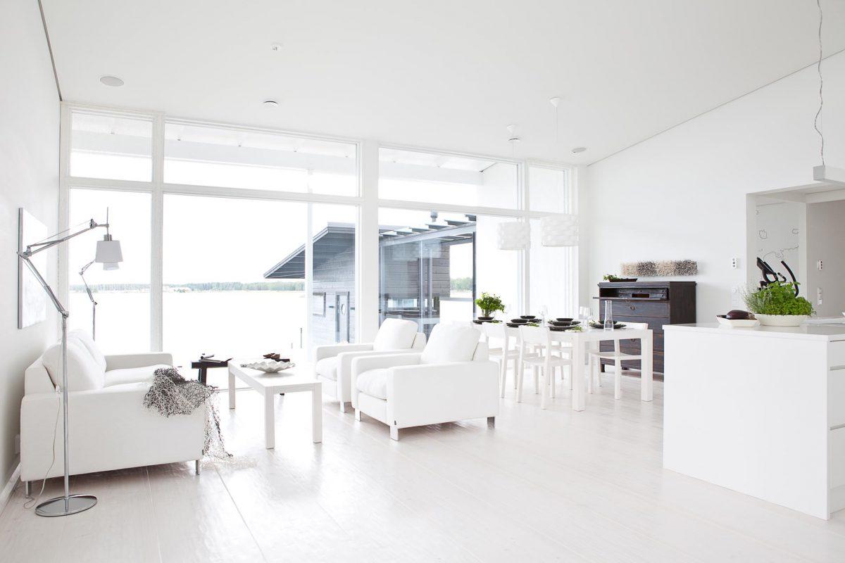 Koti valkoinen