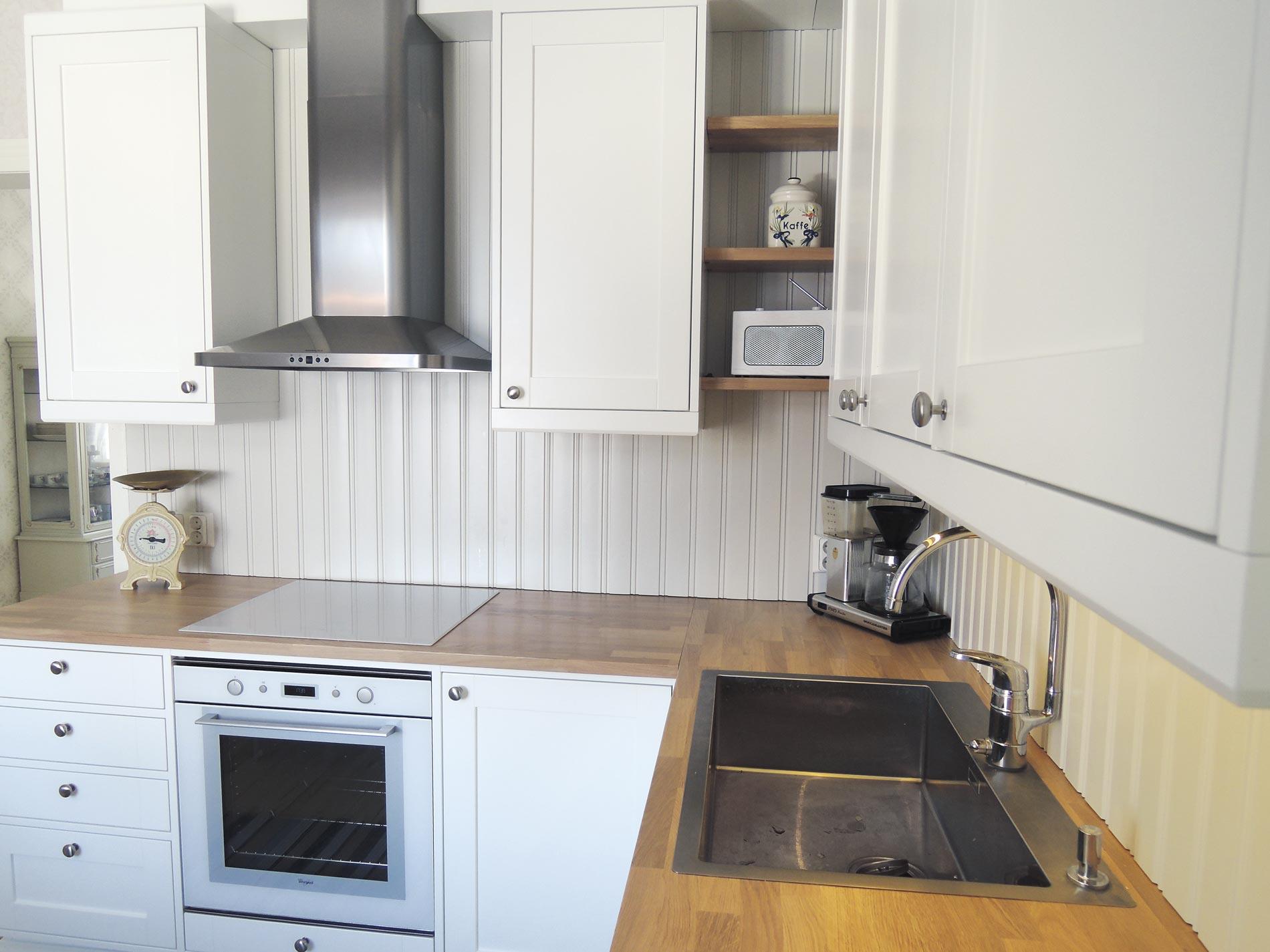 Vanhantalon keittiö